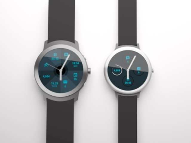 This is how Google's Android Wear smartwatches may look ...