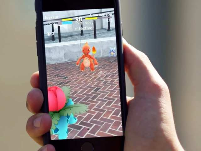 Pokemon Go's first update released, 'breaks app' for some iOS users
