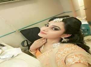Ritu Singh is busy with the shoot of 'Mehendi Laga ke Rakhna'