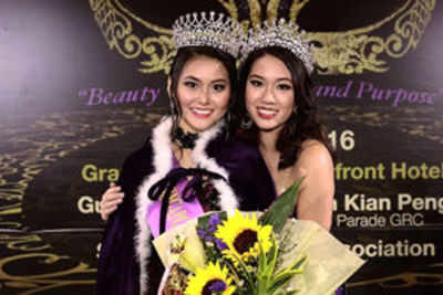 Ischelle Koo crowned Miss Singapore Supranational 2016