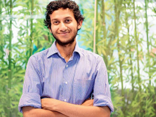 Ritesh Agarwal - Founder, OYO Rooms