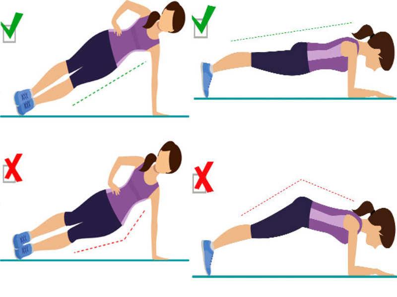 Planks (Thinkstock)