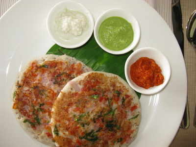 Has South Indian food lost it to pizzas and burgers?