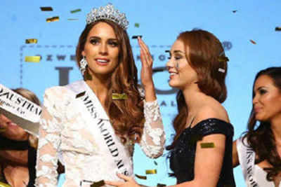 Madeleine Crowe crowned Miss World Australia 2016