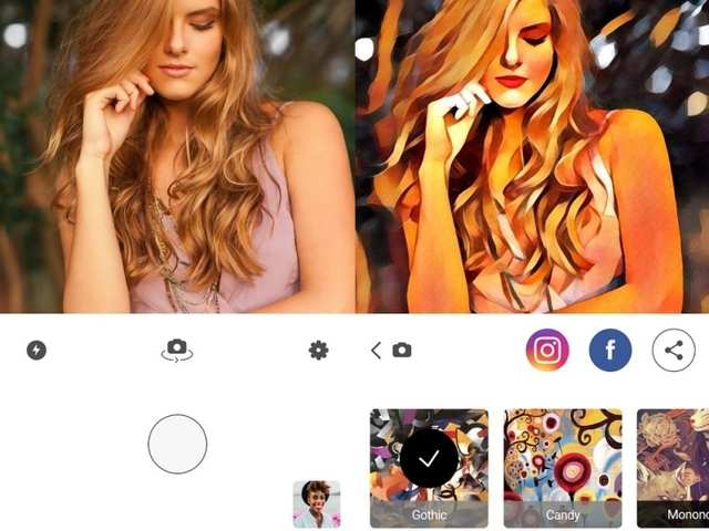 Prisma app now available to all via Google Play store