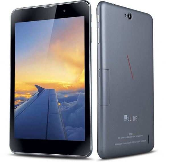 iBall Slide Wings 3G voice calling tablet launched at Rs 7,999