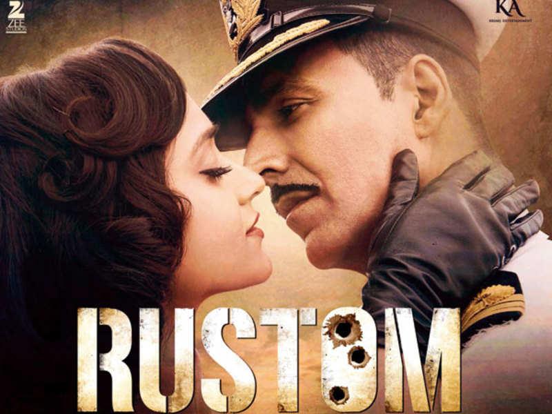 Music review: 'Rustom'