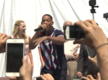 Will Smith performs at 'Suicide Squad' event