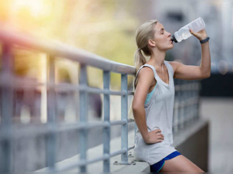 5 ways water can help you lose weight (Sam Edwards/Getty Images)