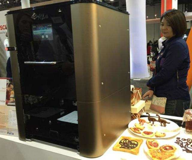 <p>Representative image</p><p><br><br>Targeted at bakeries and cake shops, it can only print out one dough-based, cookable food item at a time. It has a touch screen and can connect to Windows and Mac PCs for designing inputs.</p><p><br><br> Sub-$2,000<br>Availability: 2015</p>