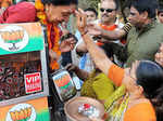 Anandiben resigns as Gujarat CM