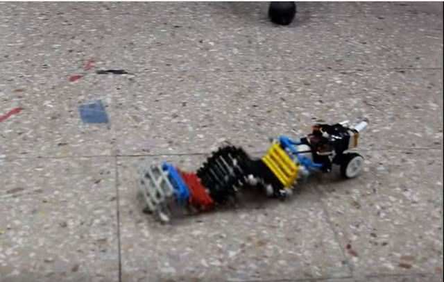 Scientists develop 3D robot that can swim, crawl and climb