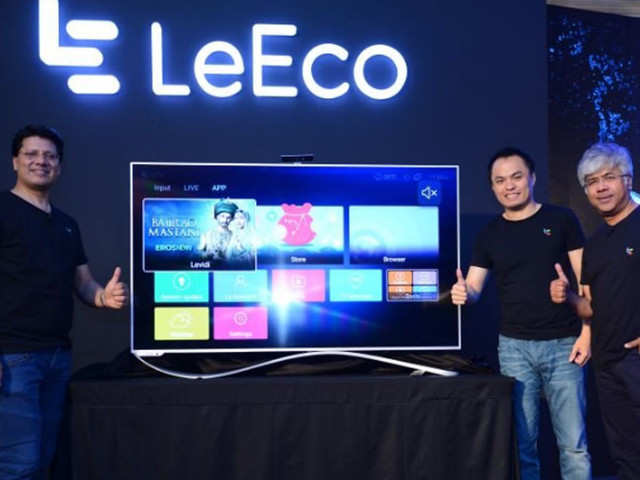The LeEco Super3 Televisions Are Available In Two Screen Sizes 55 Inch And 65