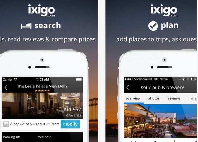 ixigo becomes India's second-most downloaded train info app