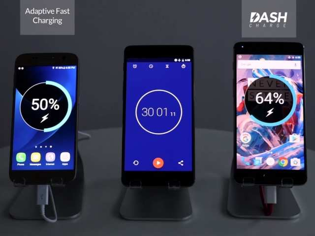 OnePlus flaunts its Dash Charge technology in a video, days after OnePlus 3 launch