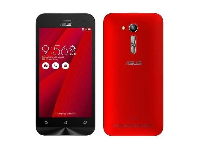 Asus Zenfone Go (ZB450KL) launched with 8MP rear camera in Russia