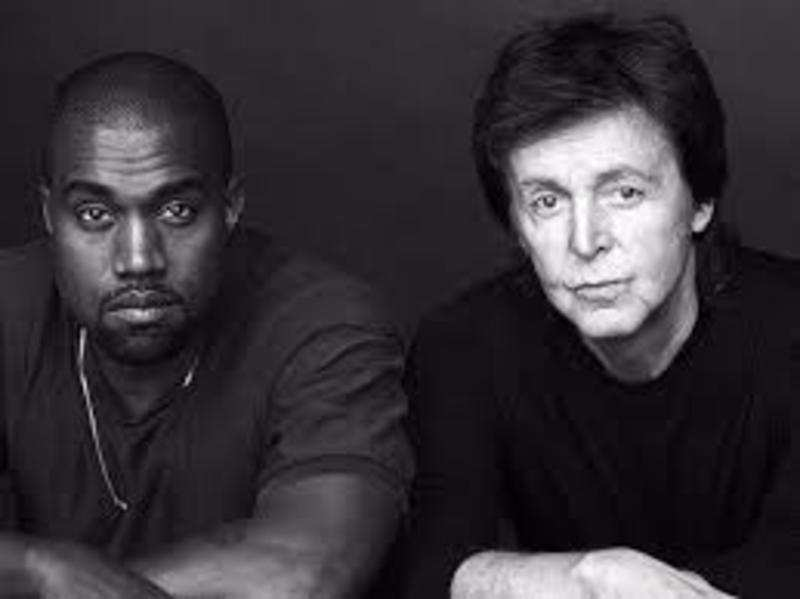 Paul McCartney loves working with Kanye West