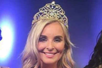 Caitlin Harty crowned as Miss Grand South Africa 2016