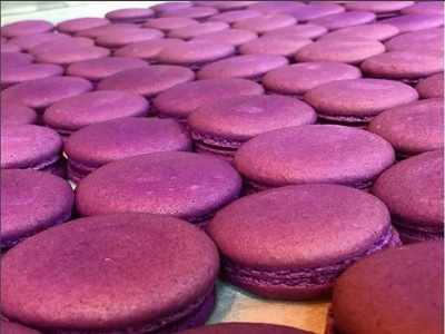 Use ube to make your desserts purple!