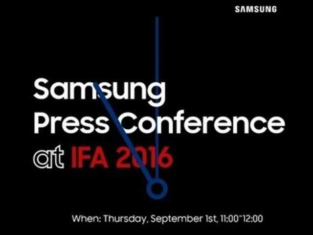 IFA 2016: Samsung Gear S3 smartwatch launch date confirmed
