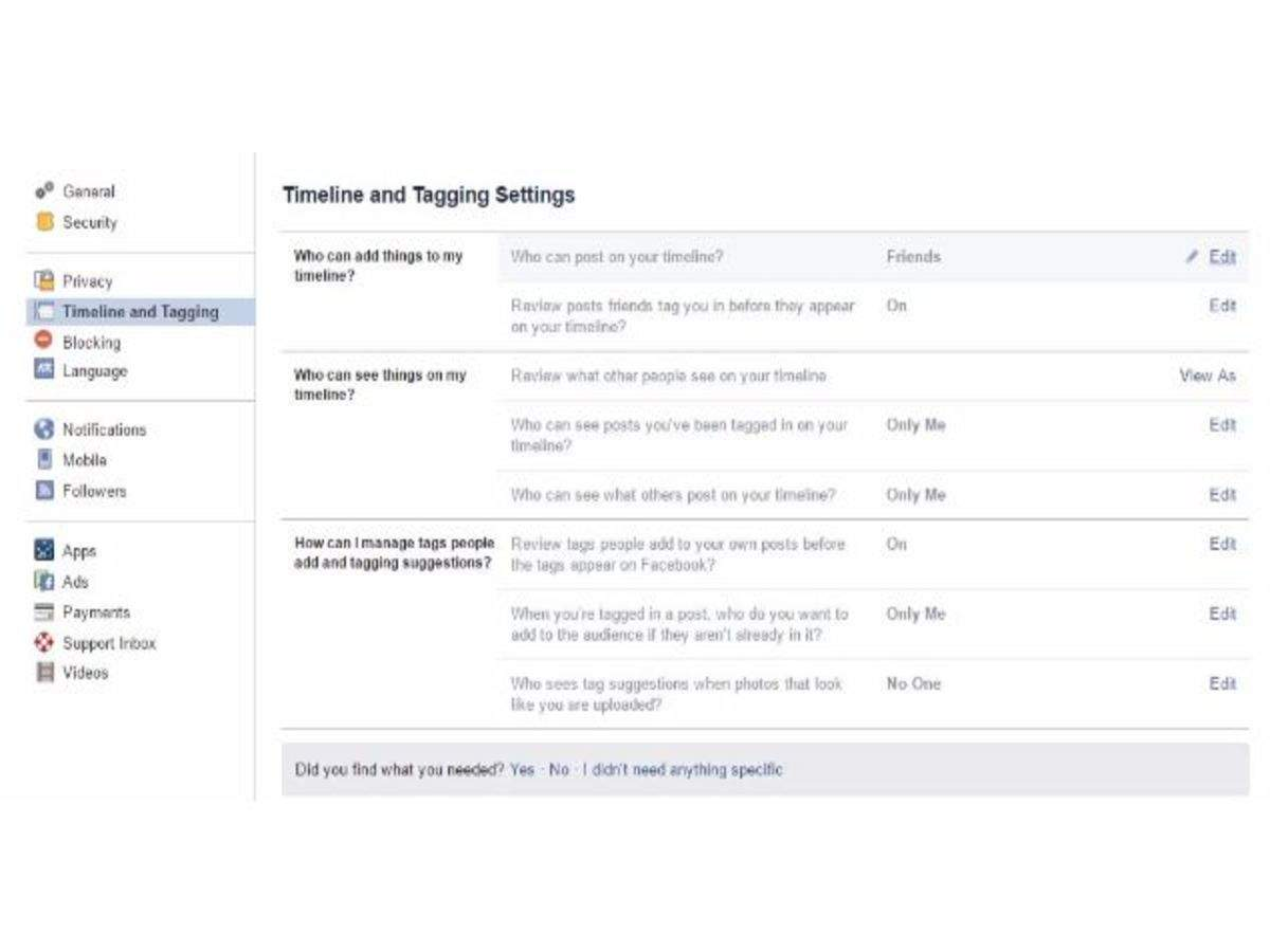 How to delete old posts from your Facebook Timeline