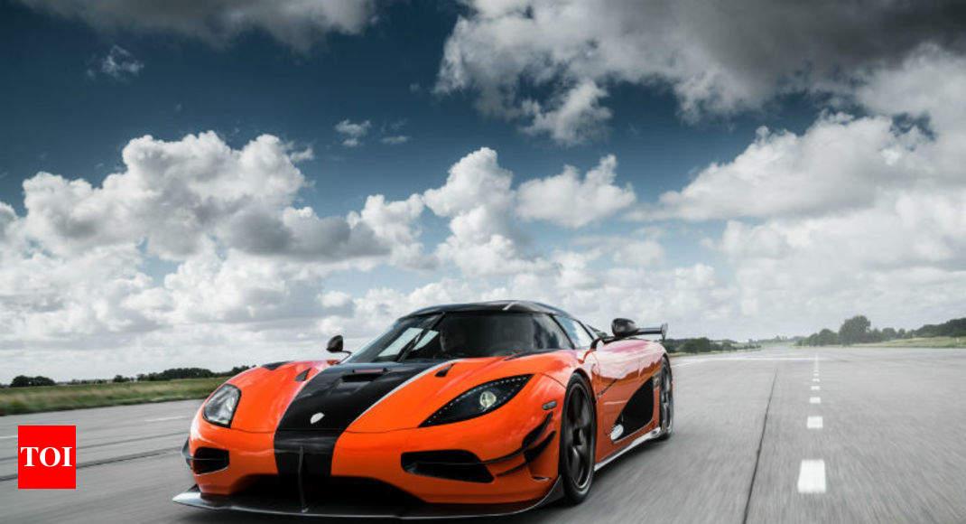 Koenigsegg Agera XS: Meet the orange and black Swede