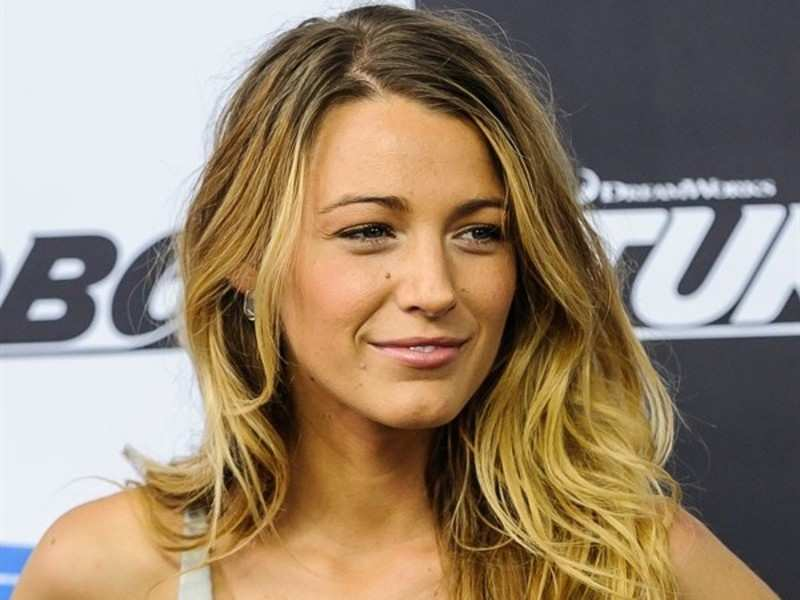 Blake Lively: My parents are the best nannies