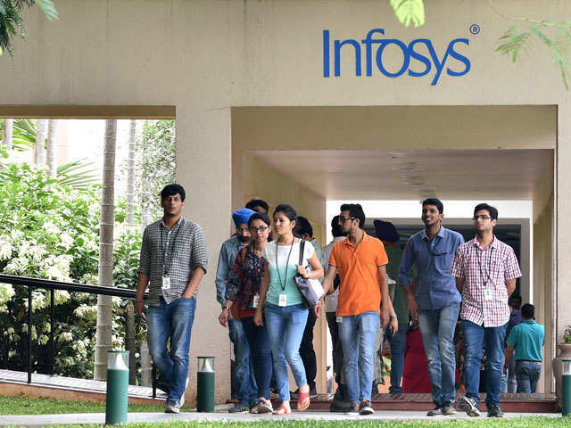 As IT slumps, Infosys and Wipro say goodbye to mass hiring