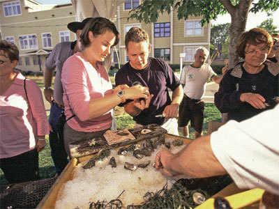 Five quirky food festivals