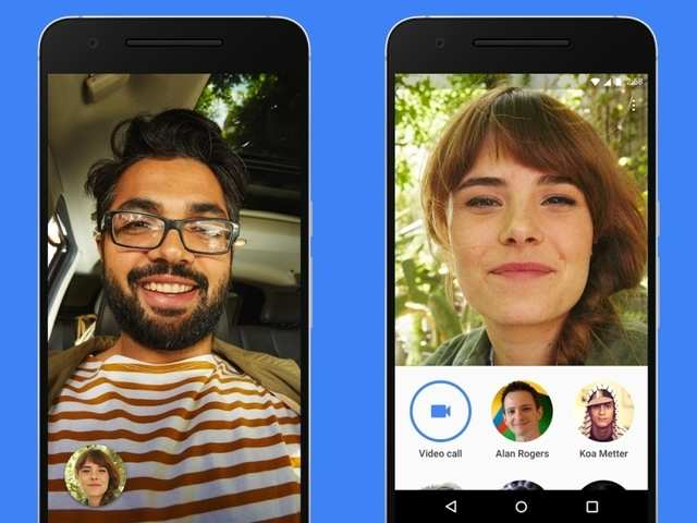 Google Duo video calling app to get audio calling feature - Latest