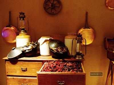 Most traditional Indian homes have a spice drawer (Pic: Prashant Jadhav