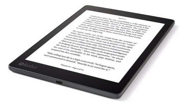 Kobo launches 7.8-inch waterproof Aura One e-reader