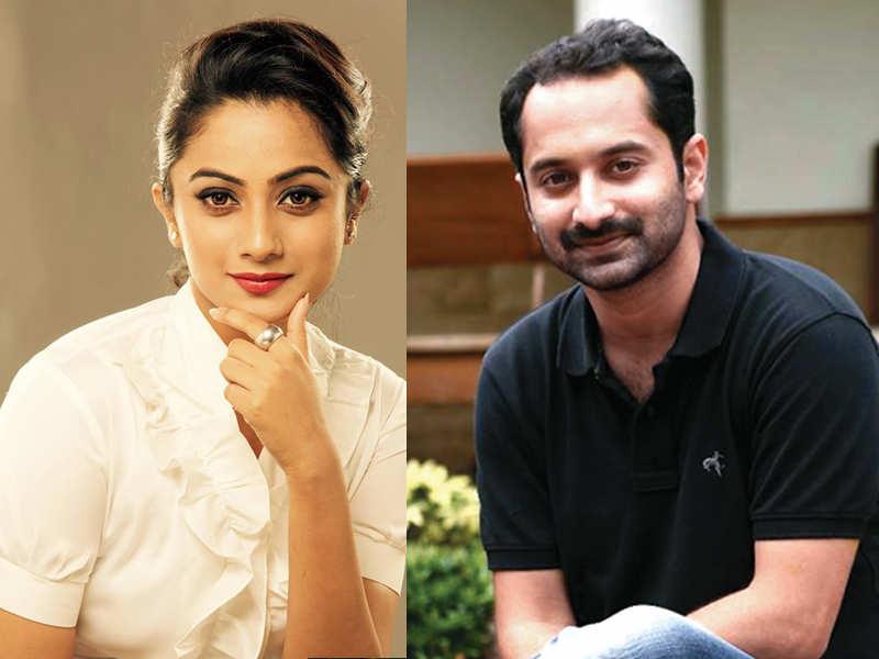 Fahadh Faasil, Namitha Pramod to team up for a comedy