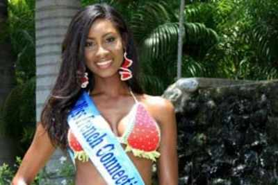 Ashlie Barrett crowned Miss Jamaica World 2016