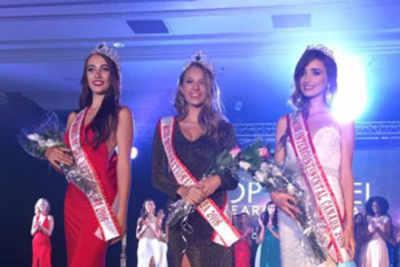 Hannah Berkowitz crowned Miss Supranational Canada 2016