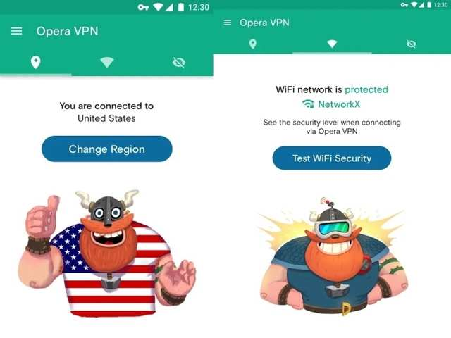 Android users get Opera's free 'unlimited VPN service' with