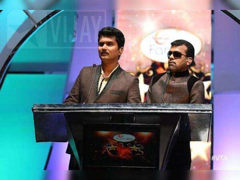 Vijay TV's new comedy show - Sirippu Da