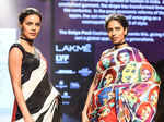 LFW '16: Day 3: Cloths & India