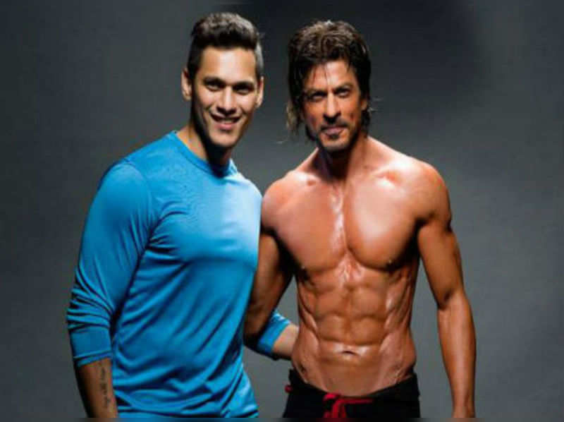 Revealed: SRK's trainer reveals ideal pre and post workout diets