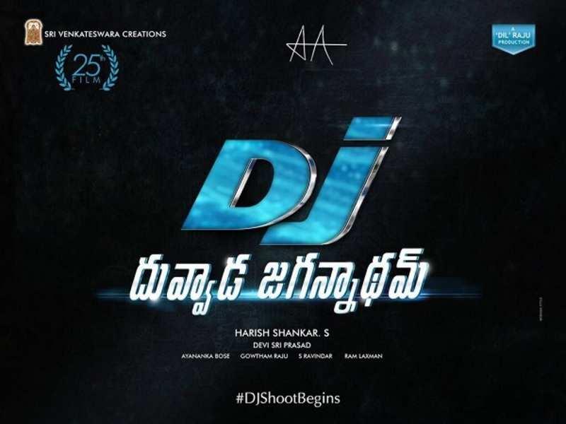 Allu Arjun's next film titled as 'Duvvada Jagannadham'