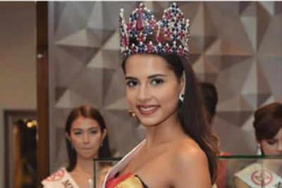 Tatiana Kumar crowned as Miss Malaysia World 2016