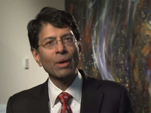 Ajei Gopal, 54 will become the CEO of Pennsylvania-based ANSYS with effect from January 1 next year.(Pics courtesy: YouTube)