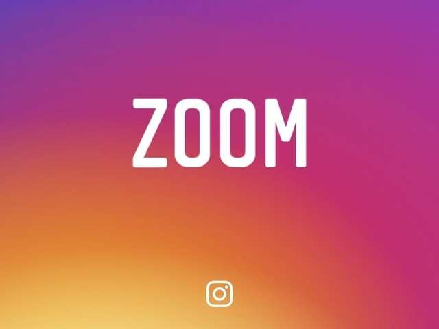 Instagram stories gets pinch to zoom feature on ios app gadgets now instagram stories gets pinch to zoom feature on ccuart Images