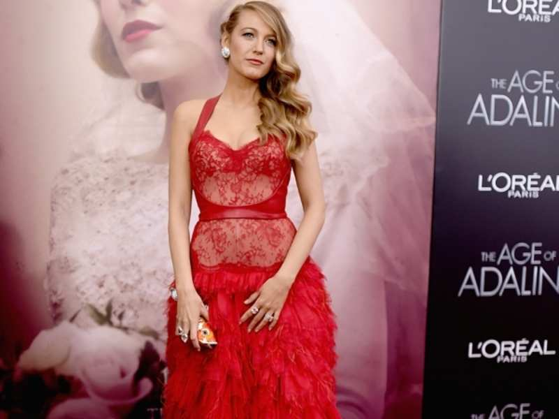 Blake Lively speaks about auditioning for 'Cafe Society'