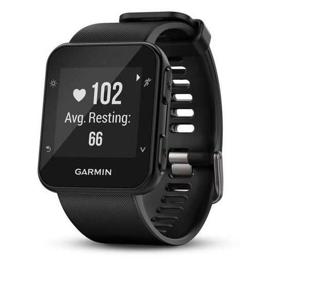 Garmin launches Forerunner 35 smartwatch with built-in GPS and heart rate sensor