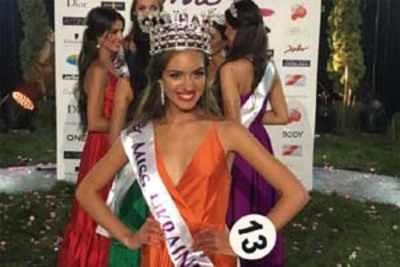 Oleksandra Kucherenko crowned Miss World Ukraine 2016
