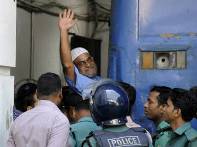 Mir Quasem Ali: Bangladesh hangs top Jamaat leader Mir
