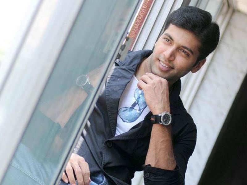 Jayam Ravi- Vijay project to begin on September 5