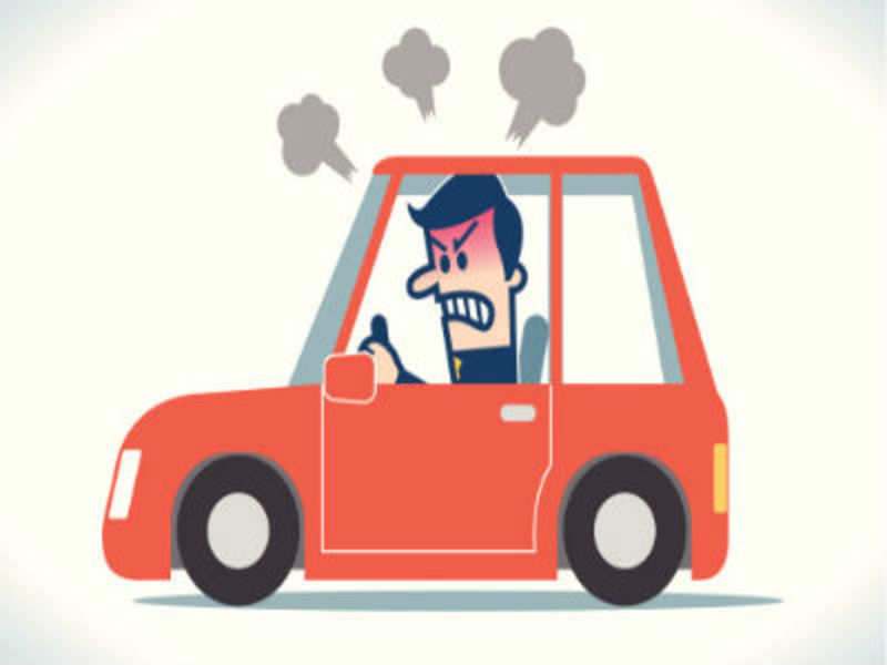 The tyranny of traffic is something that has reached boiling point in maximum city. We get experts and cops to tell you how to handle road rage.
