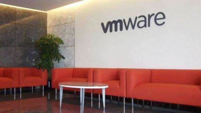 Dell-EMC merger gives us access to Indian small biz: VMware